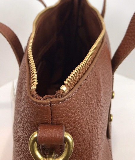Fossil Tote in brown Image 7