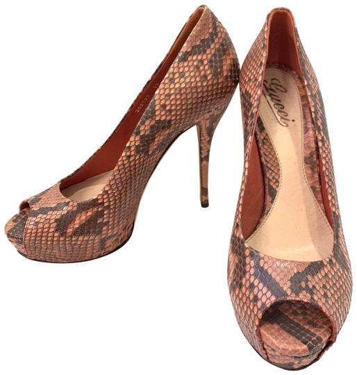 Preload https://img-static.tradesy.com/item/25816093/gucci-pinkblackbrown-python-leather-open-toe-heels-platforms-size-eu-39-approx-us-9-regular-m-b-0-1-540-540.jpg