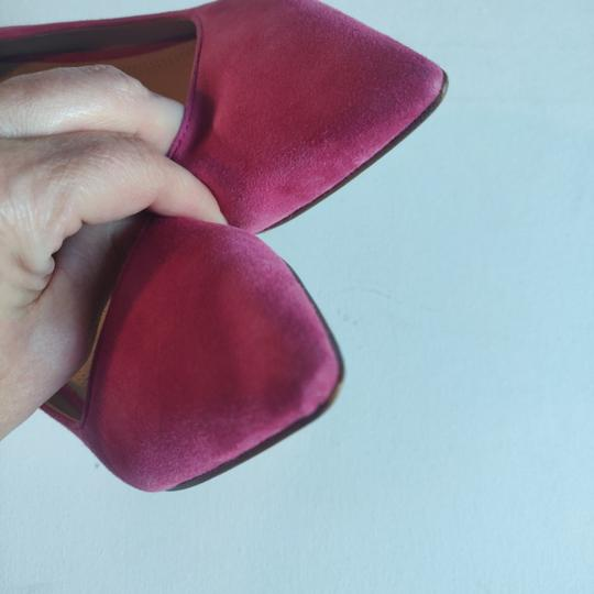 Marc Fisher Rasberry Pink Pumps Image 1