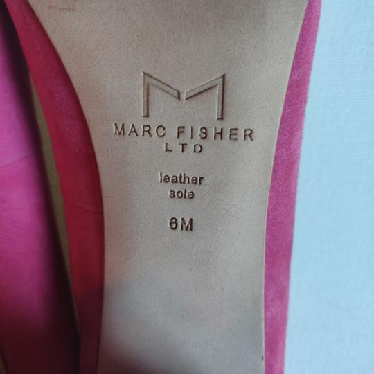 Marc Fisher Rasberry Pink Pumps Image 2