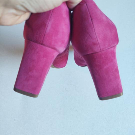 Marc Fisher Rasberry Pink Pumps Image 3
