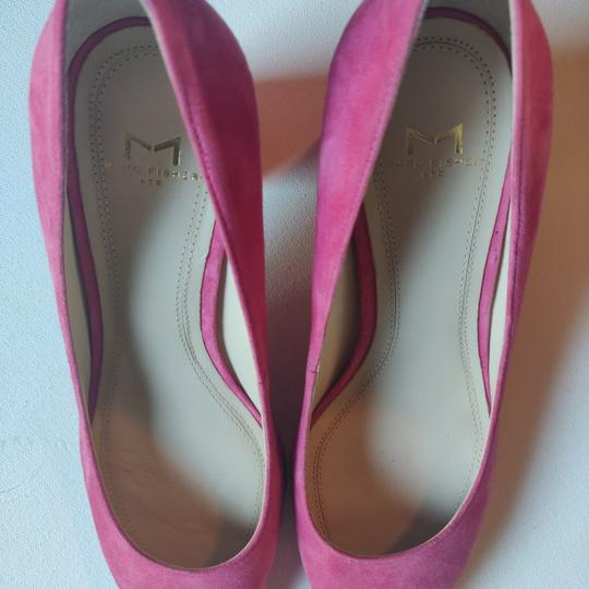 Marc Fisher Rasberry Pink Pumps Image 5