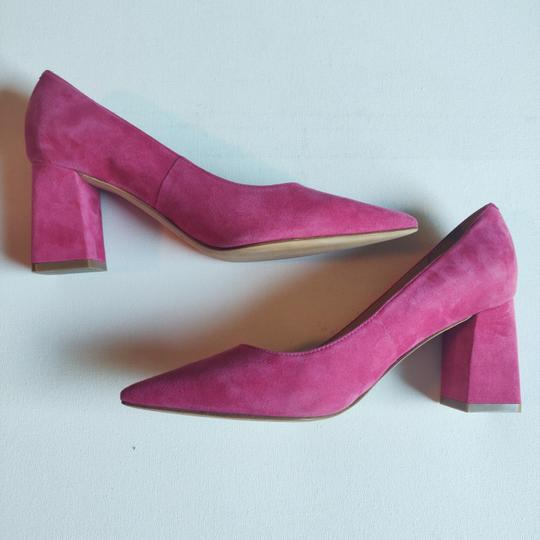 Marc Fisher Rasberry Pink Pumps Image 6
