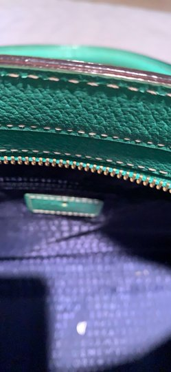 Kate Spade Satchel in Emerald Green Image 3