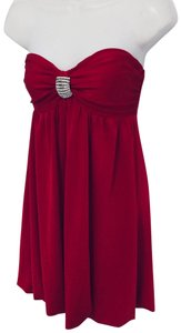 Frederick's of Hollywood short dress Red on Tradesy
