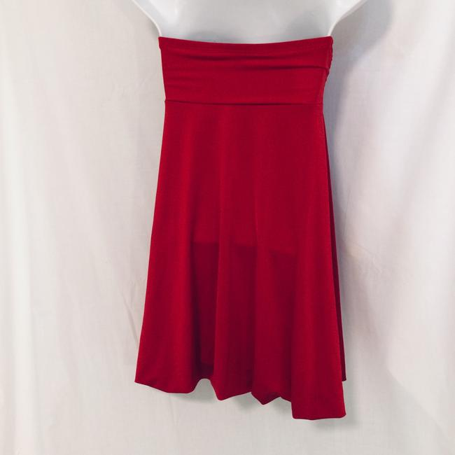 Frederick's of Hollywood short dress Red on Tradesy Image 11