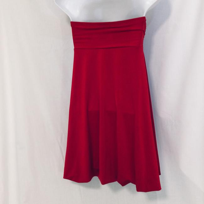 Frederick's of Hollywood short dress Red on Tradesy Image 5
