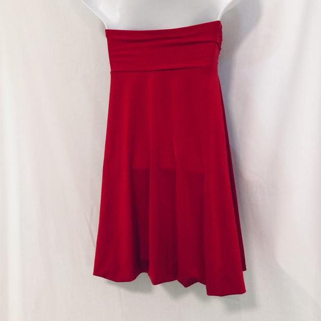 Frederick's of Hollywood short dress Red on Tradesy Image 8