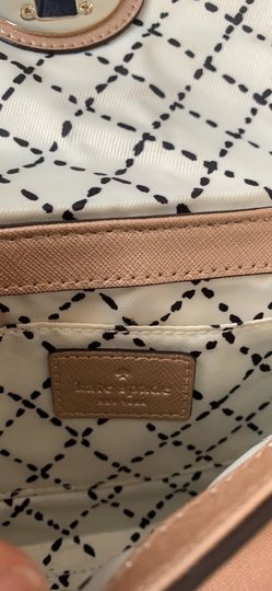 Kate Spade Rose Gold Clutch Image 3