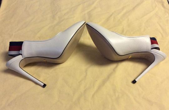 Gucci Great White Pumps Image 4