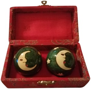 Unknown Chinese Baoding Balls Health Exercise Stress Balls