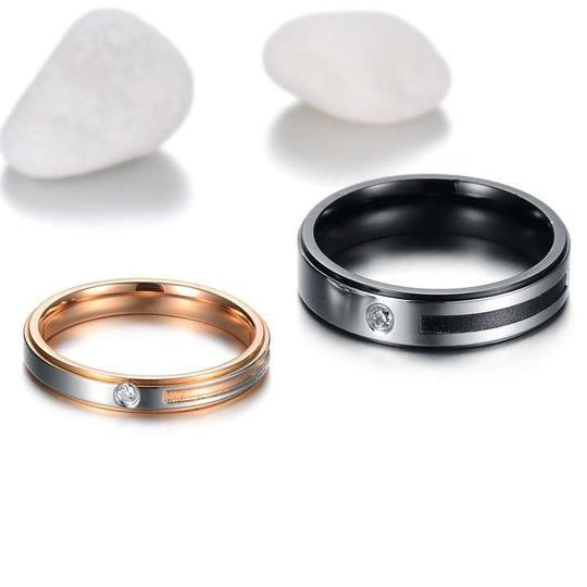 Bogo Free 2pc Couples Ring Set Free Shipping