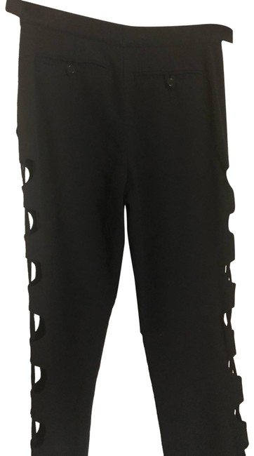 Made In Italy Skinny Pants Black Image 0