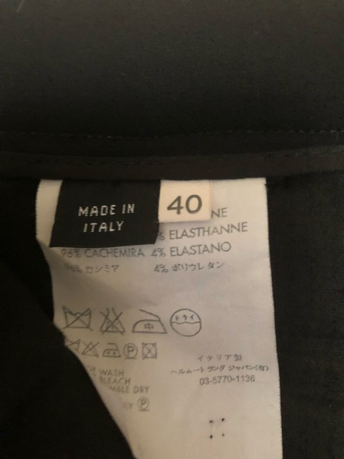 Made In Italy Skinny Pants Black Image 3