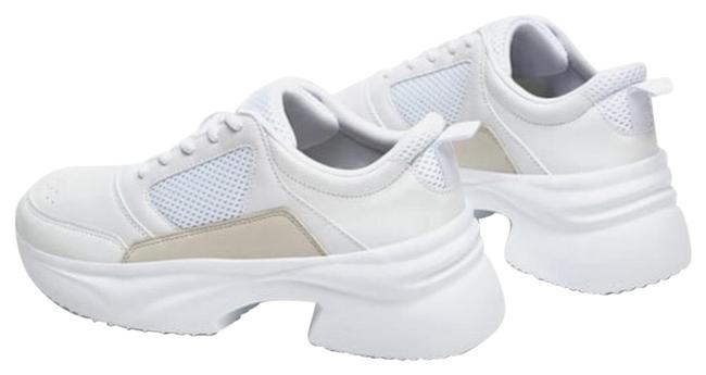 Item - White Minimal Sneakers Size EU 39 (Approx. US 9) Regular (M, B)