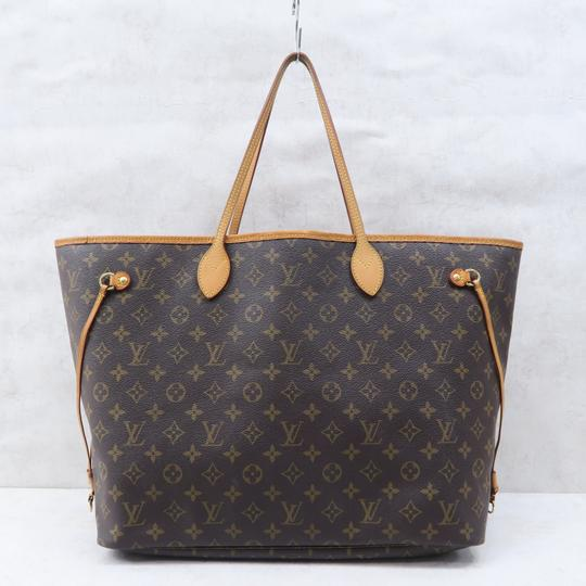 Louis Vuitton Lv Neverfull Monogram Gm Shoulder Bag Image 2