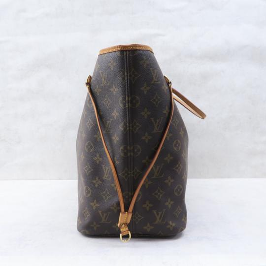 Louis Vuitton Lv Neverfull Monogram Gm Shoulder Bag Image 3