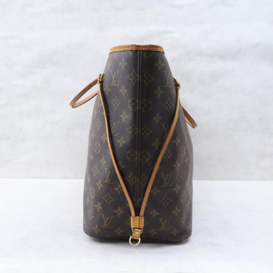 Louis Vuitton Lv Neverfull Monogram Gm Shoulder Bag Image 4