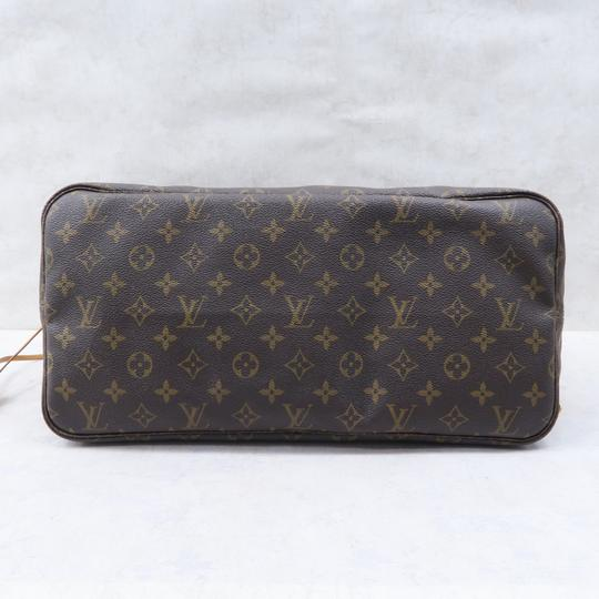 Louis Vuitton Lv Neverfull Monogram Gm Shoulder Bag Image 5