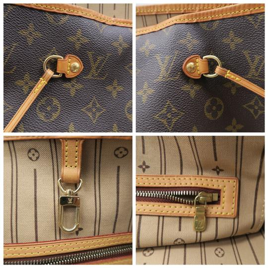 Louis Vuitton Lv Neverfull Monogram Gm Shoulder Bag Image 8