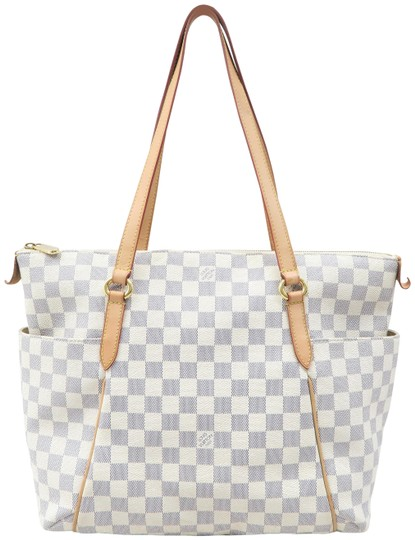 Preload https://img-static.tradesy.com/item/25817622/louis-vuitton-totally-mm-white-damier-azur-canvas-shoulder-bag-0-1-540-540.jpg