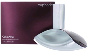 Calvin Klein EUPHORIA for Women by Calvin Klein Perfume 3.4 oz edp New in Box