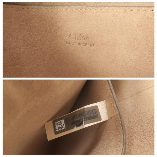 Chloé Calfskin Leather Faye Shoulder Bag Image 11