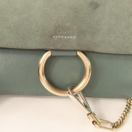 Chloé Calfskin Leather Faye Shoulder Bag Image 7