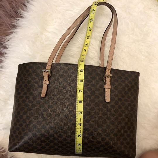 Céline Tote in brown Image 3