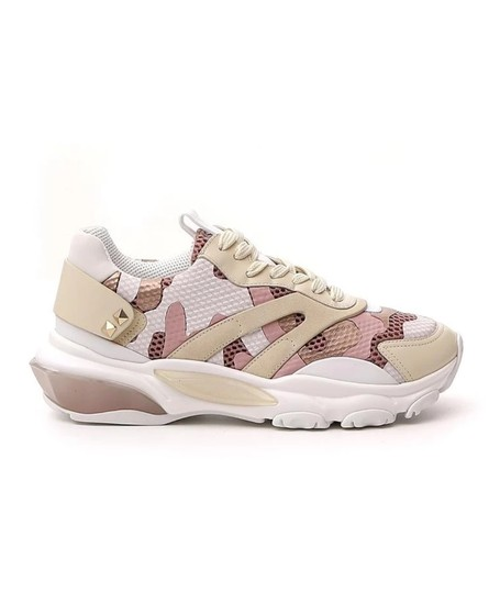 Valentino Pink Athletic Image 3
