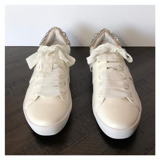 Joie Off White/Cream Athletic Image 3