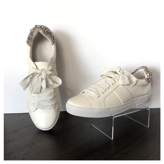 Joie Off White/Cream Athletic Image 6