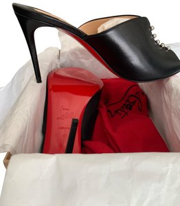 cfc4d70d1c9 Christian Louboutin Mules & Clogs Up to 90% off at Tradesy