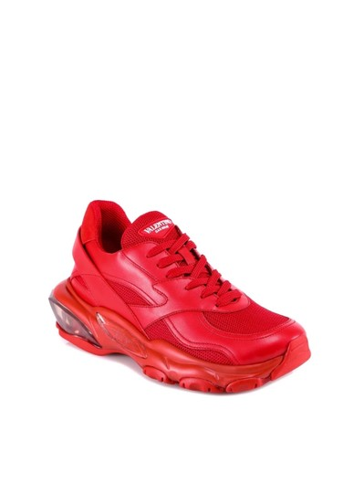 Valentino Red Athletic Image 2