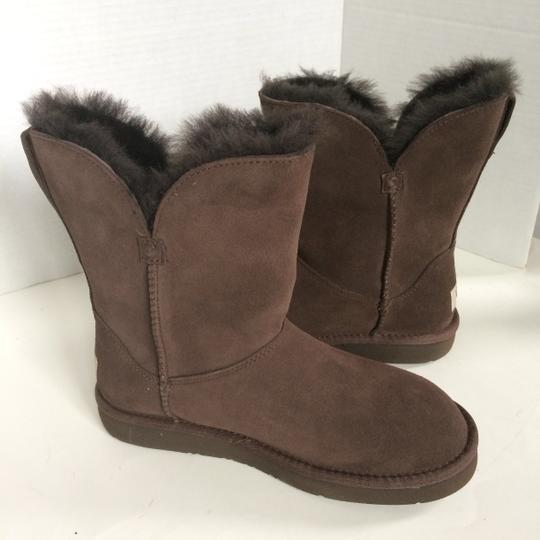 UGG Australia New In Box New With Tags Sale CHESTNUT Boots Image 5