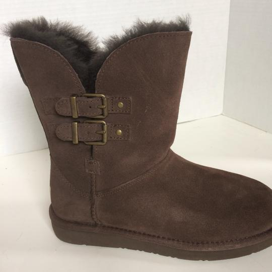 UGG Australia New In Box New With Tags Sale CHESTNUT Boots Image 2