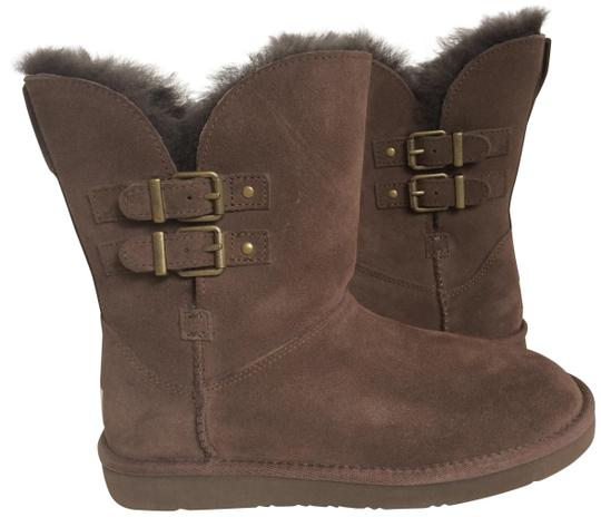 UGG Australia New In Box New With Tags Sale CHESTNUT Boots Image 1