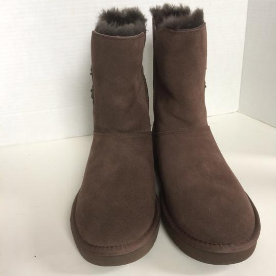 UGG Australia New In Box New With Tags Sale CHESTNUT Boots Image 3