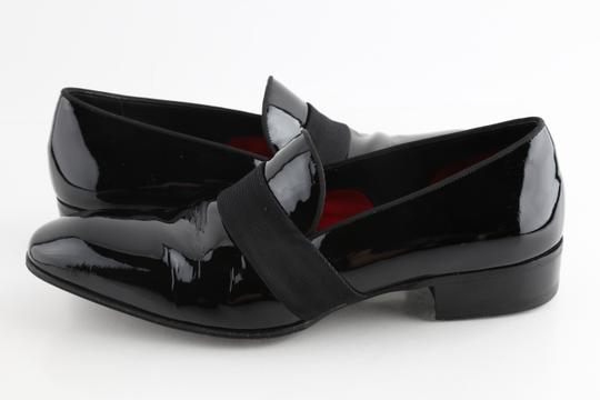 Tom Ford Black Gianni Evening Loafers Shoes Image 1