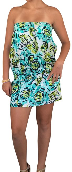 Preload https://img-static.tradesy.com/item/25819729/multi-color-st-barth-double-smack-3-rangs-short-night-out-dress-size-os-0-1-650-650.jpg