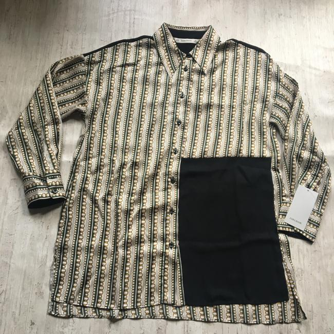 Zara Button Down Shirt Image 3