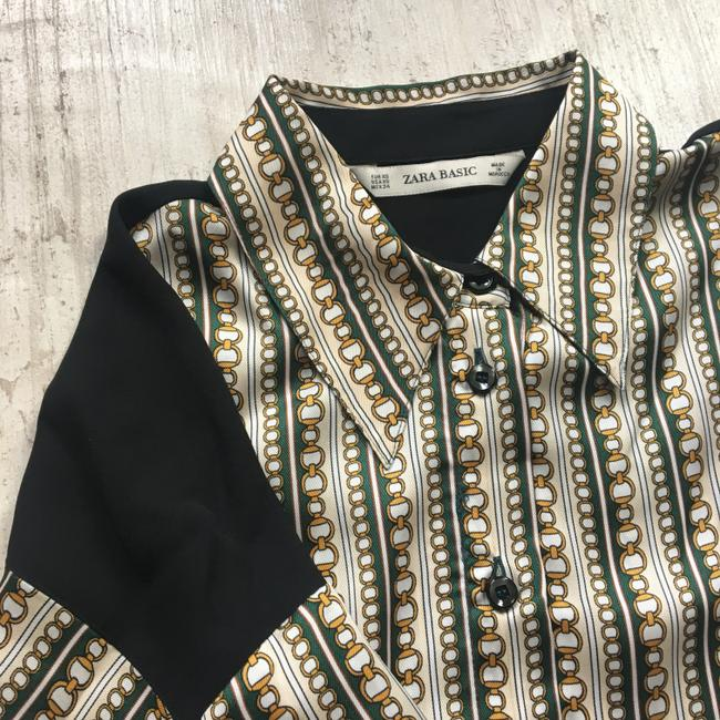 Zara Button Down Shirt Image 4