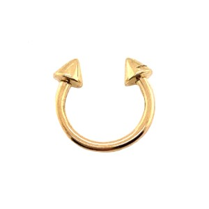other (2157) 14K Gold Nose Ring