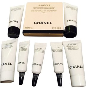 Chanel New!! Chanel Deluxe Sample Set