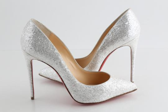 Christian Louboutin White Pumps Image 1