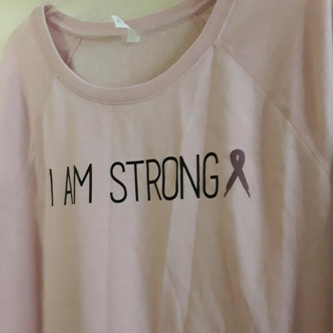 Preload https://img-static.tradesy.com/item/25819930/ideology-pale-pink-i-am-strong-sweatshirthoodie-size-8-m-0-0-650-650.jpg
