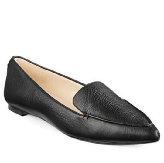 Preload https://img-static.tradesy.com/item/25820058/karl-lagerfeld-black-paris-destine-leather-flats-size-us-6-regular-m-b-0-0-540-540.jpg