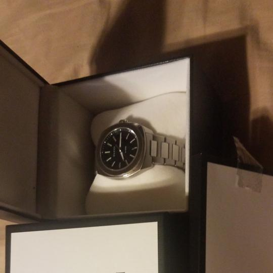Gucci Gucci Stainless Steel Men's Watch Image 1