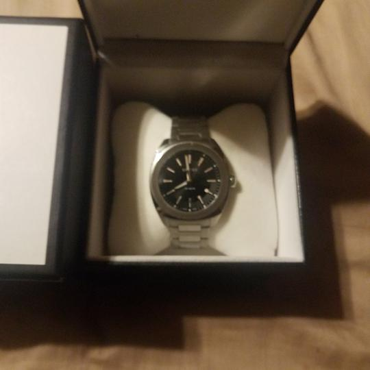 Gucci Gucci Stainless Steel Men's Watch Image 5