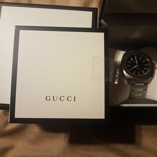 Gucci Gucci Stainless Steel Men's Watch Image 6